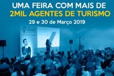 34ª Feira Ugart/Braztoa reunirá mais de dois mil agentes de viagem