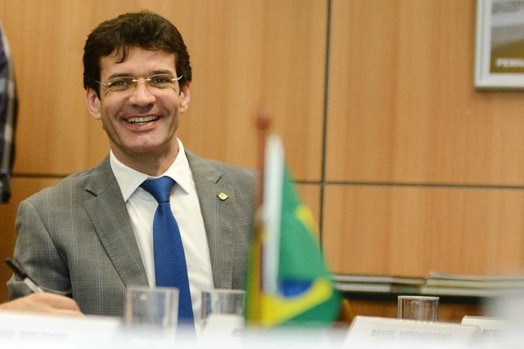 Marcelo Álvaro Antonio é o novo ministro do Turismo do Brasil (Foto: Gustavo Messina)