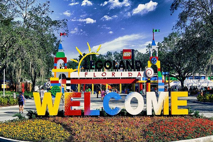 Legoland terá um novo hotel - foto Flickr/Rain0975