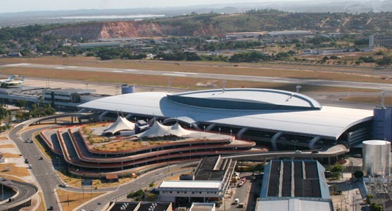 Aeroporto de Recife está no bloco do Nordeste, considerado o mais atrativo desta rodada.