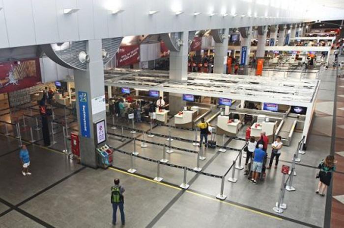 o Salvador Bahia Airport está na lista dos dez aeroportos mais movimentados do país e vem se destacando por seus avanços na área de sustentabilidade
