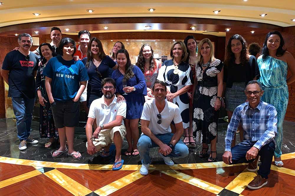 Agentes e operadores convidados para cinco dias a bordo do Yacht Club do MSC Fantasia