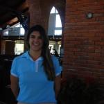 Ariela Moura, gerente de Experiência, Convenções e Eventos