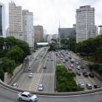 Avenida 23 de Maio, um dos principais corredores da cidade