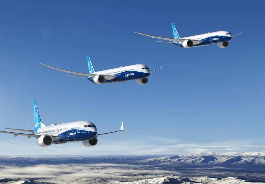 Boeing 777 787 MAX