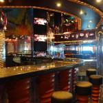 Bar localizado dentro da Discoteca Altair