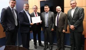 Prodetur: Jaguarana (SC) recebe Selo Oficial +Turismo do MTur
