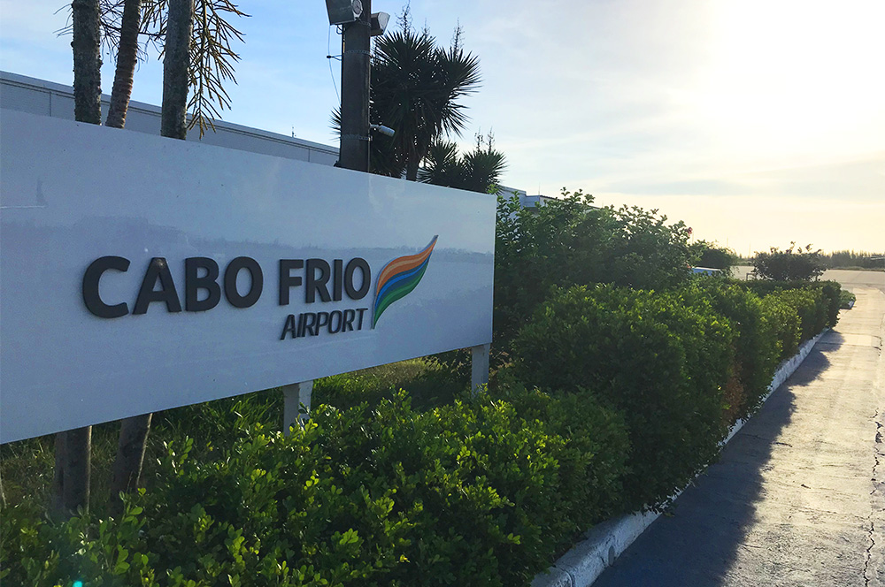 Cabo Frio Airport