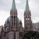 Catedral da Sé está entre os pontos mais visitados da cidade