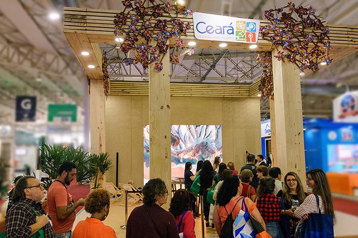 Estado do Ceará recebe prêmio durante a Fitur 2019