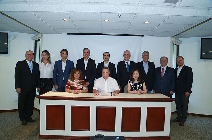 Conselho de Administração biênio 2019-2020