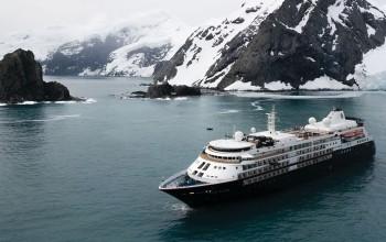 Silversea anuncia primeiro cruzeiro de expedição de volta ao mundo