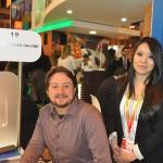 Daniel Thompson e Tatiana Masuno, da E-HTL