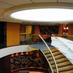 Decoração e iluminação ganham destaque no MSC Yacht Club