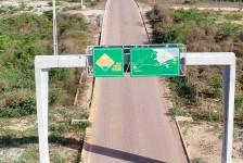 Nova estrada facilita trajeto de carros de passeio na Rota das Emoções