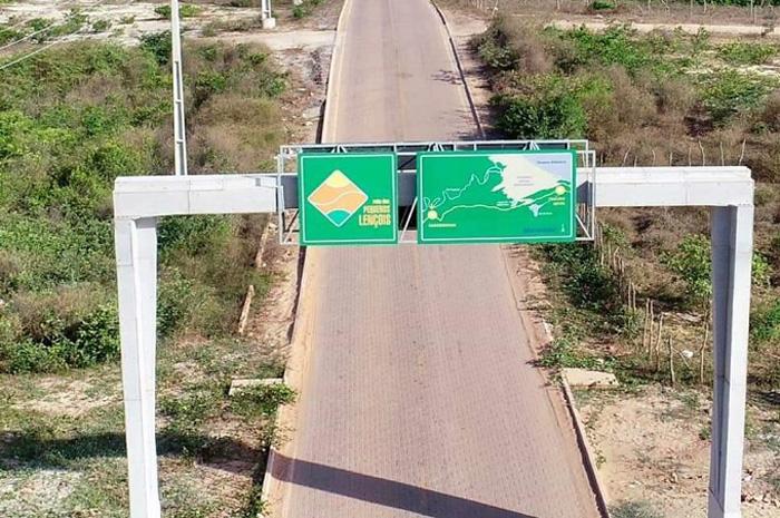 Ecorodovia Barreirinhas/Paulino Neves (Foto: Governo do Maranhão)