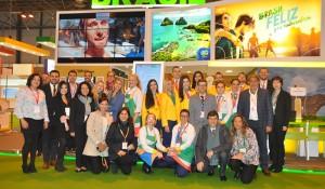 Embratur inicia seleção de coexpositores para três feiras internacionais