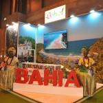 Estande da Bahia na Fitur 2018