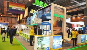 Brasil leva 27 marcas expositoras para Fitur 2019; confira fotos do primeiro dia