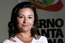 Flavia Didomenico é a nova presidente da Santur