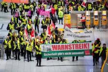 Greve em aeroportos da Alemanha cancela voos para o Brasil