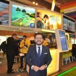 Gilson Lira, diretor de Promoção Turística e Inteligência Competitiva da Embratur