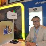 Giuliano Ponzio, gerente comercial da Azul, na Europa