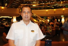 """""""Yacht Club é um produto em contínua evolução"""", diz diretor do MSC Fantasia"""