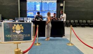 Descubra como é a viagem de luxo do Yacht Club a bordo do MSC Fantasia; fotos