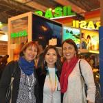 Ingrid Davidovich, Ana Taquecita e Carla Davidovich, da New Age
