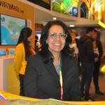 Jandira Cordeiro, diretora de Promoção, Marketing e Eventos de Foz do Iguaçu
