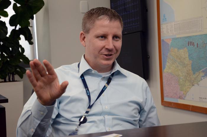 John Rodgerson, presidente da Azul