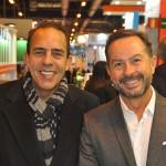 Miguel Gomes e Gustavo Carvalho, da Expo Mundo