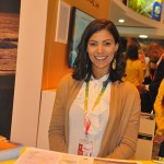 Patricia Masche, do Rio Convention & Visitors Bureau