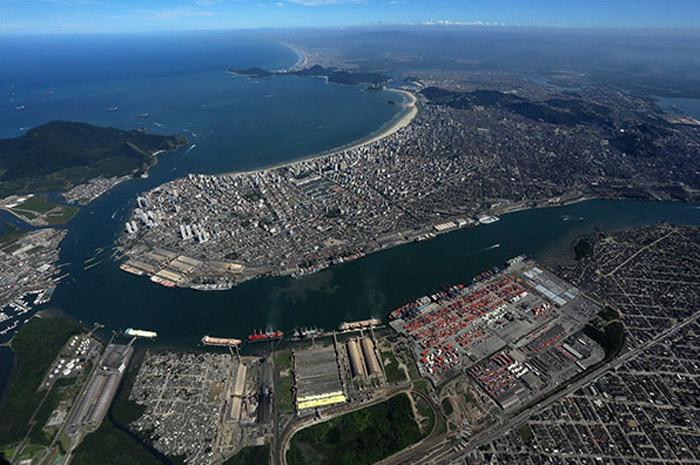 Privatização do Porto de Santos está entre as prioridades do governo. (Foto: divulgação)