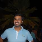 Rodrigo Moureira, gerente de Entretenimento e Lazer