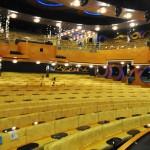 Teatro tem capacidade para 2 mil pessoas