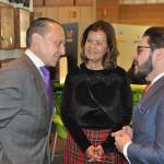 Teté Bezerra e Gilson Lira apresentaram o trabalho desenvolvido pela Embratur ao Embaixador