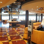 Top Sail Lounge está aberto para todos os hóspedes do Yacht Club