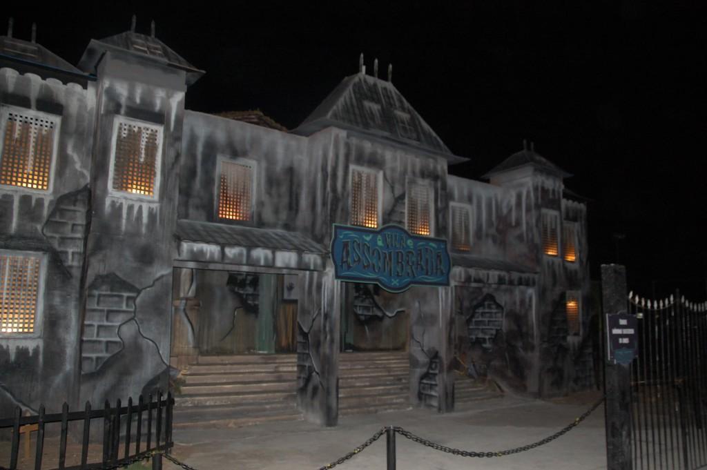 Vila Assombrada, a instalação mais concorrida