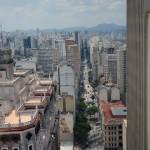 Vista aérea da Avenida São João