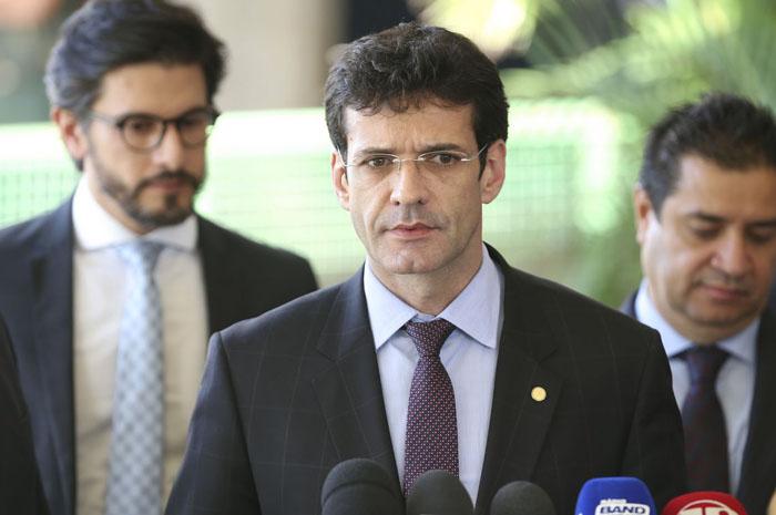 Ministro do Turismo Marcelo Álvaro Antônio - crédito Valter Campanato, Agência Brasil