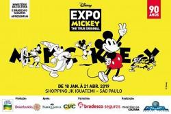 Expo Mickey ganha loja-conceito da CVC