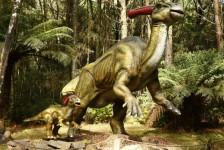 Olímpia ganhará parque temático de dinossauros