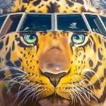 Leopardo Siberiano