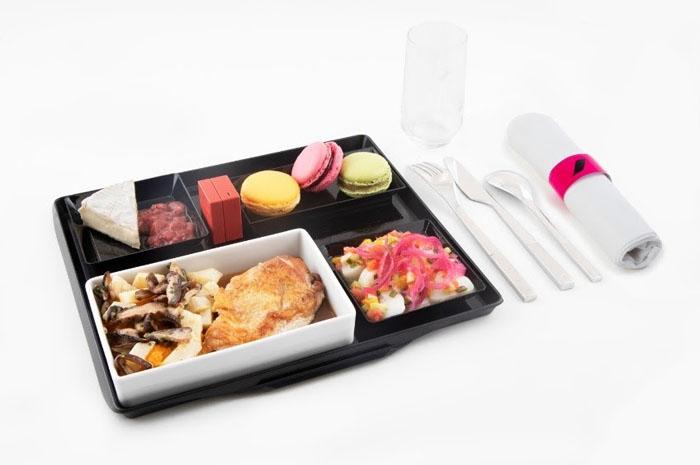 Fauchon Menu, o novo menu à la carte da Air France