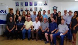 ABIH-SC empossa nova diretoria para biênio 2019-2020