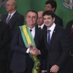 Marcelo Álvaro Antônio foi nomeado ministro do Turismo no dia 1º de janeiro