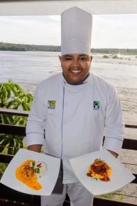 Chef Vanderlei dos Santos representará Foz de Iguaçu no maior evento de turismo gastronômico da Espanha