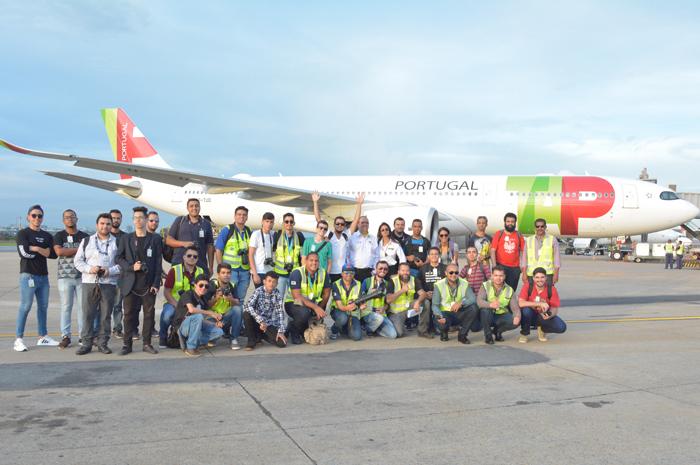 Airbus 330neo Tap Brasília